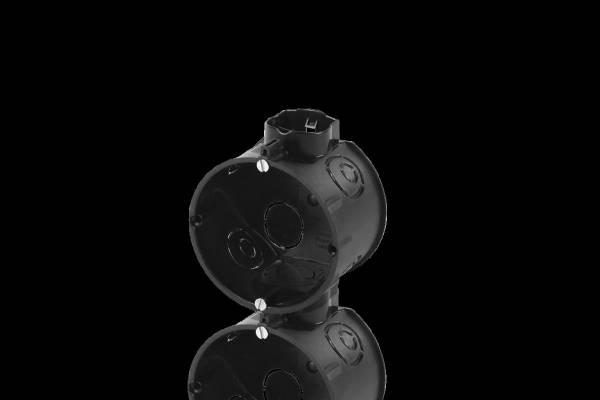 Device socket with machine screws