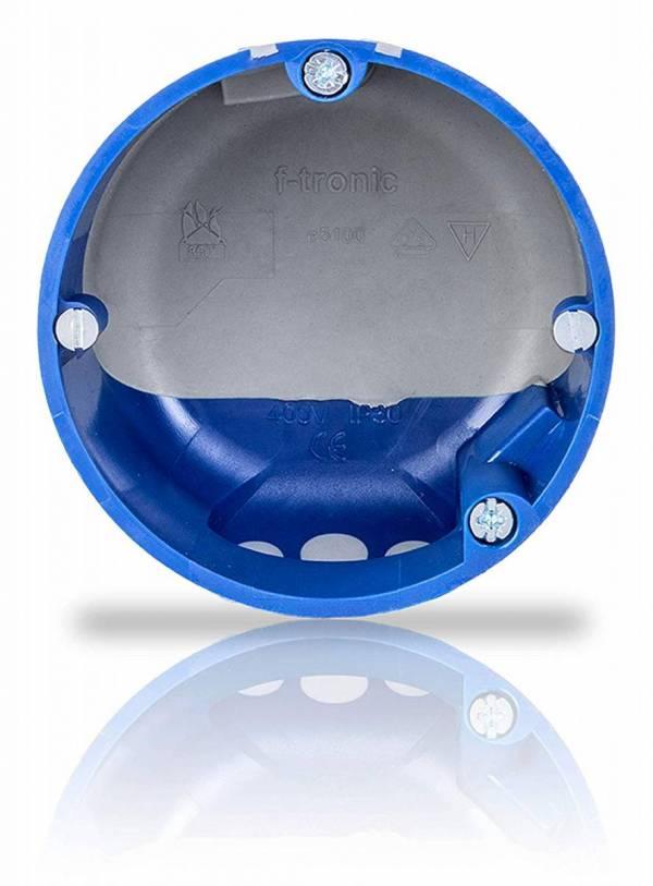 HW LAN-Socket E5100 Ø 68mm, d=60mm, windproof