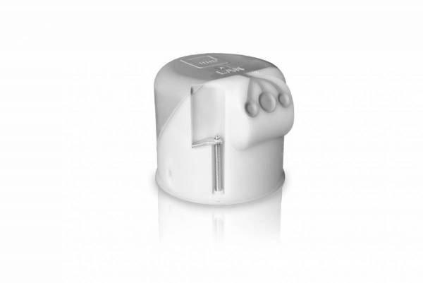 HW LAN-Socket E5100HF Ø 68mm, d=60mm, windproof, halogenfree