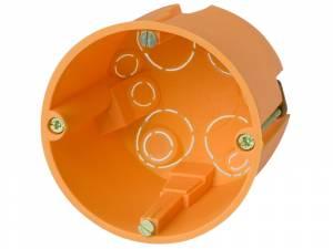 Cavitywall socket di60/d61mm, orange, PP