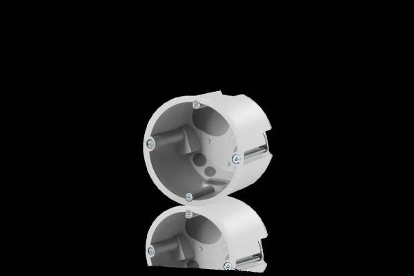 Sound insulating socket 2K