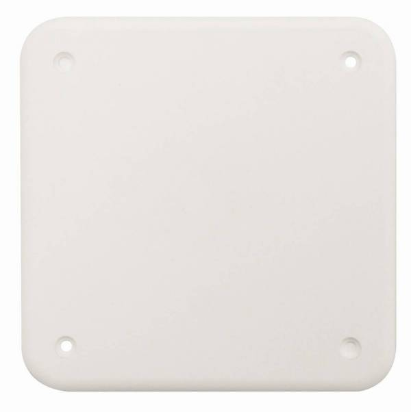 Boxcover for junction box 100 x 100 mm GTDW141