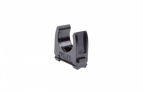 interlinkable clip M20, carton 100pc, black halogen-free
