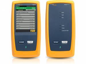 Fluke Cable Analyzer DSX2-5000 INTL