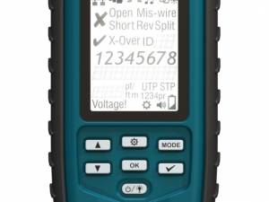 CableMaster 500 Cable Tester, Length measurement