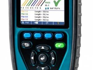 CableMaster 800 Cable Tester+, Length Measurement, PoE