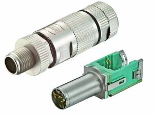 WireXpert - M12 X-coded connector for preLink® System Cat.6a