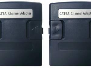 WireXpert RJ45 Channel Adapter - Class Ea / Cat.6a
