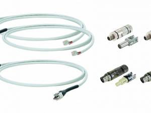 WireXpert - Cable kit for measuring M12 D-Coded systems