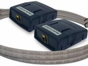 WireXpert TERA Permanent Adapter-Set - Class Fa / Cat.7a