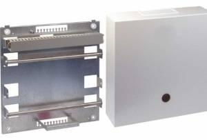 Telephony Metal Distribution Box VKA4, 140 pairs, Round Rod