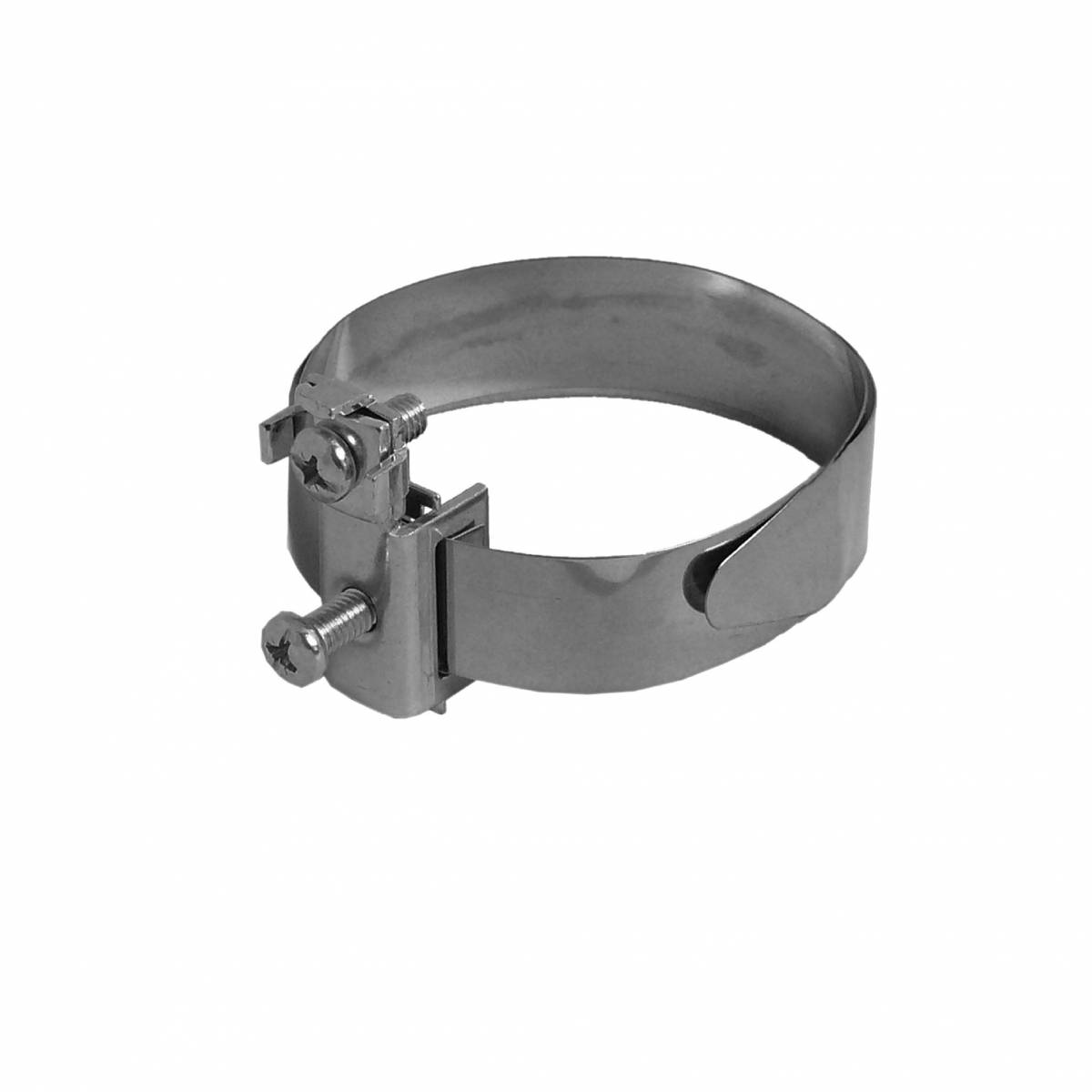 SAT Mast Earthing clamp for mast diameter to 100mm, Steel