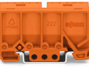 Wago mounting carrier for series 222