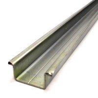 Hat-rail high, 3000x35x15mm (LxWxH)