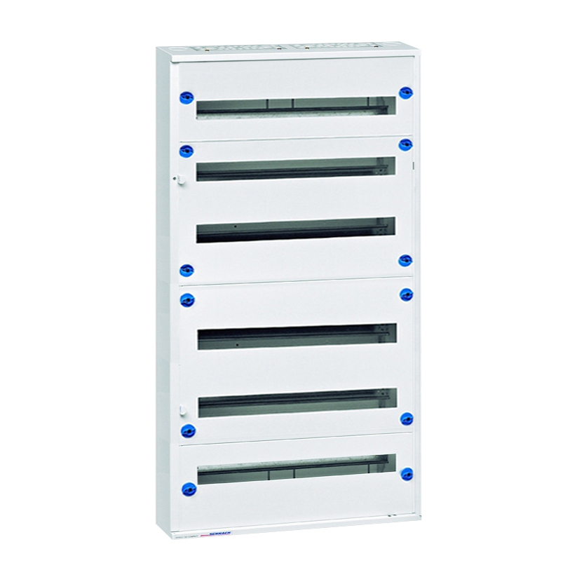 Wall-mounted multi-mode version 6x33 MW without door