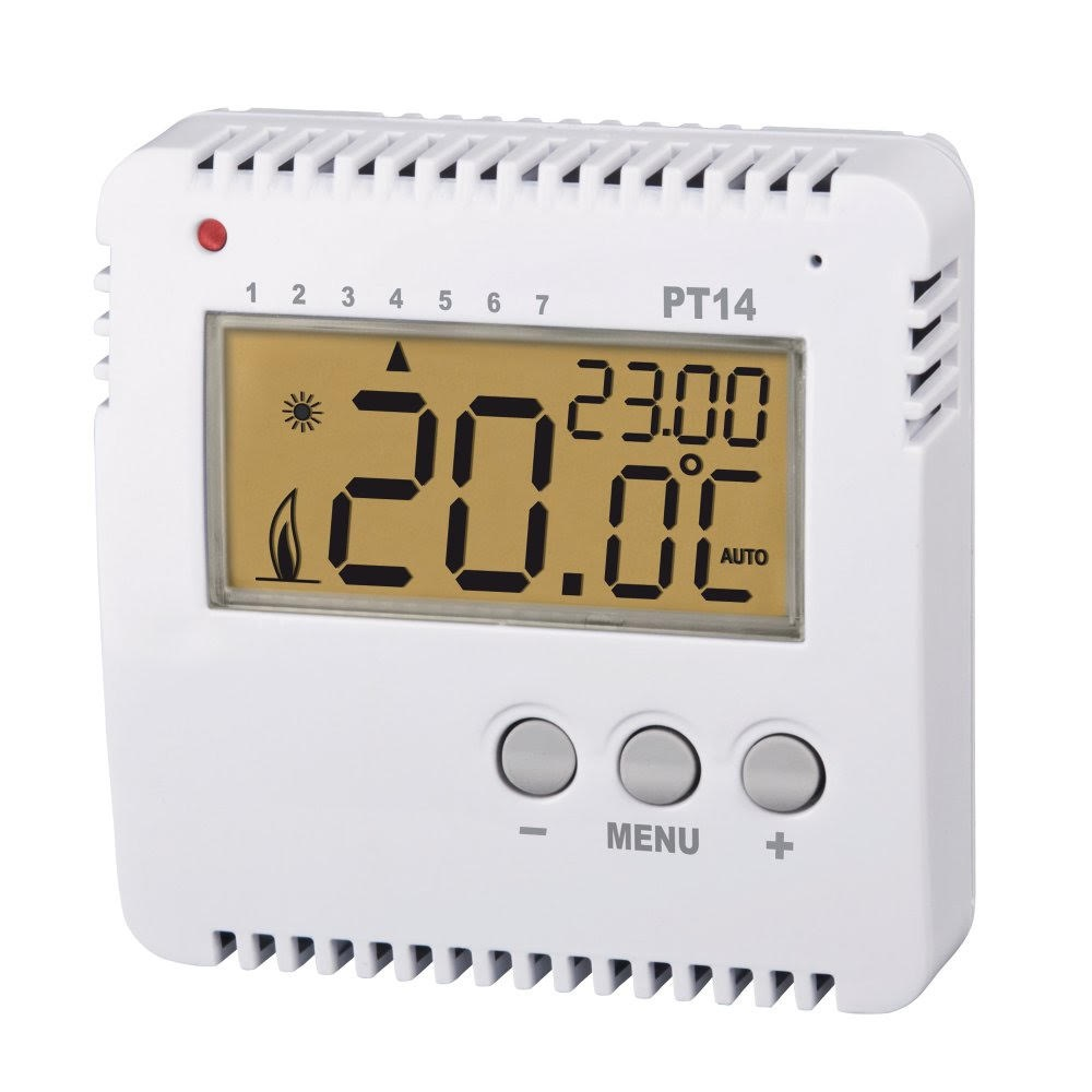 Surface thermostat