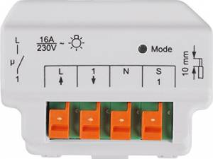 Homematic Wireless Switch Actuator flush mounting