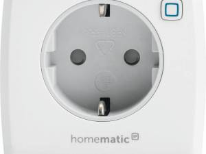 Homematic IP switch measuring socket