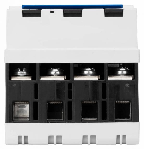 TYTAN T, D02-fuse-load-breaker, 63A, 3-pole, RC