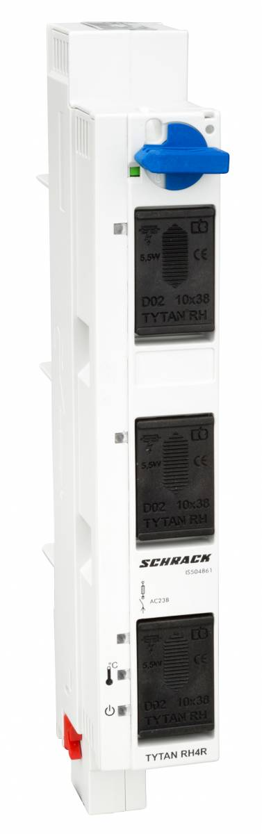 TYTAN RH4R-Load-Breaker D02 for 60mm with fuse-monitoring