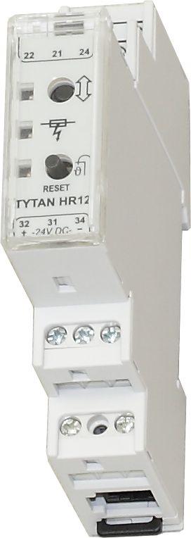 TYTAN HR11-relays singlemodulemonitoring 2 C/O 5A / 250 VAC