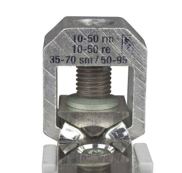 HRC-neutral-conductor size 00, V/clamp
