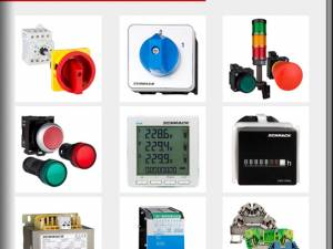 Command and signaling devices
