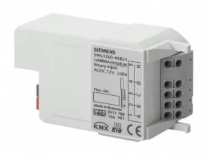 Binary Input' 4 inputs for 12 ... AC/DC 230 V