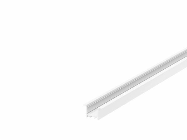 GRAZIA 20 LED Recessed profile, 2m, white