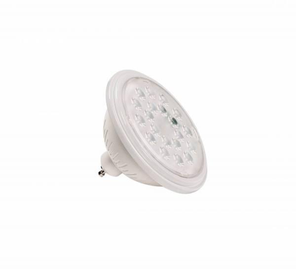VALETO LED QPAR111, GU10 Bulb, 25°, white, 830lm