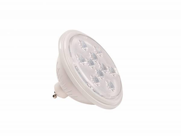 LED QPAR111 GU10 Bulb, 13°, white, 4000K, 730lm