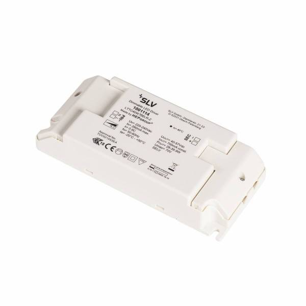LED driver, 700mA, 40W, dimmable
