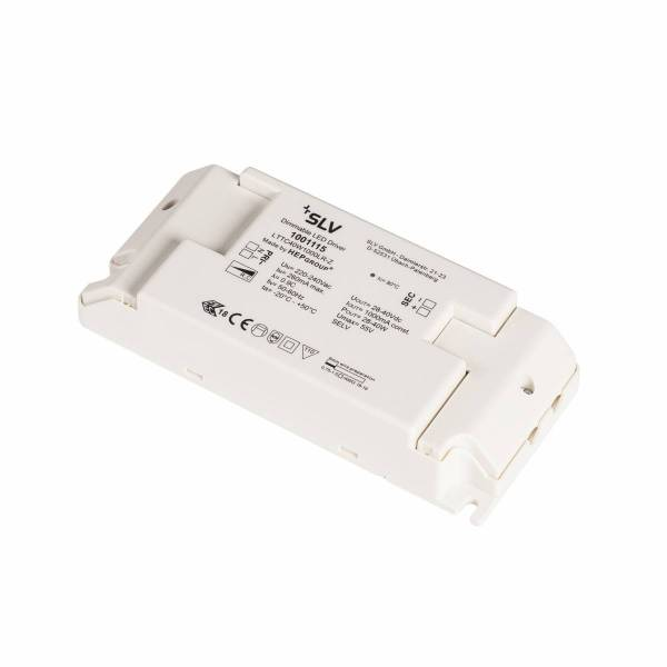LED driver, 1000mA, 40W, dimmable
