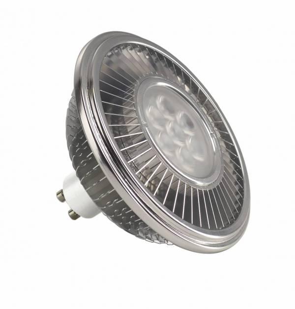 LED lamp, GU10 111mm 30° 2700K