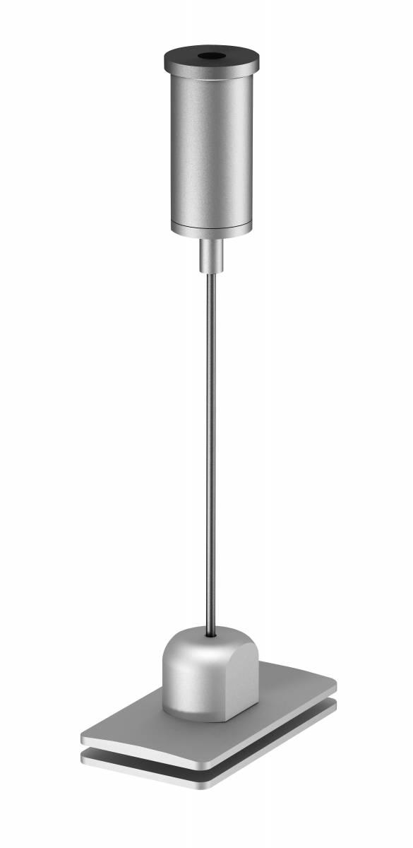 H-PROFILE suspension set, silver