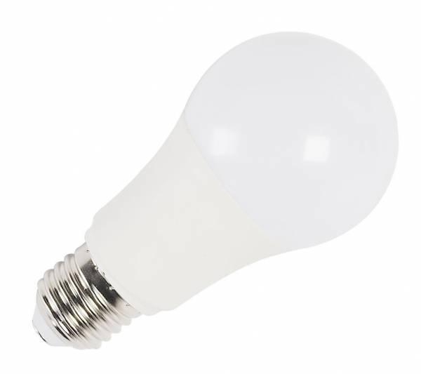 VALETO® LED lamp, E27, 2700-6500K, 240°, 9W