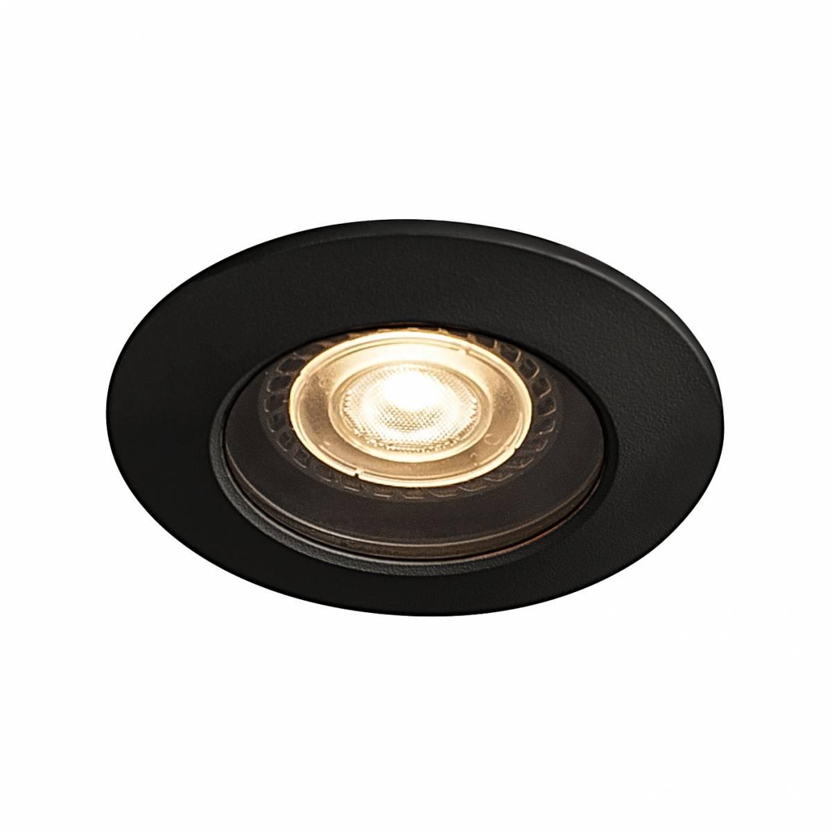 VARU QPAR51 DL, black, IP20/65