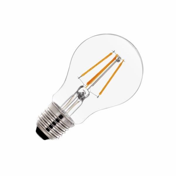 LED lamp, A60, E27, 2700K, 280°, 4.5W