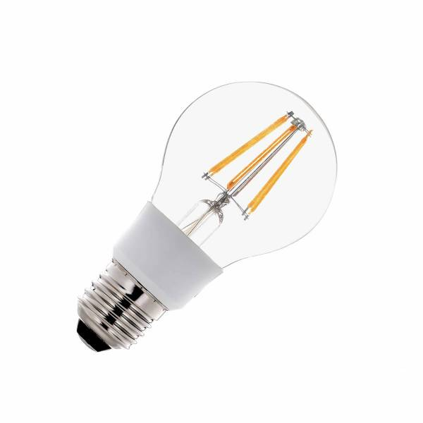 LED lamp, A60, E27, 2200-2700K, 280°, 7W