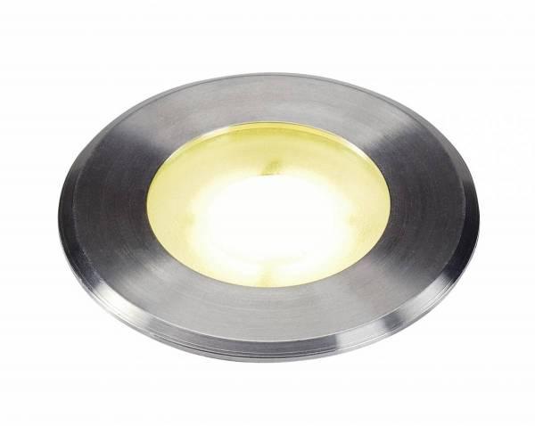 DASAR® Flat, stainless steel 304, 4000K, IP67, 4.3W