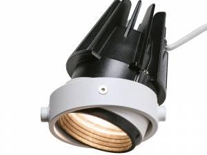AIXLIGHT® PRO 50 LED module 3000K white/black 50°