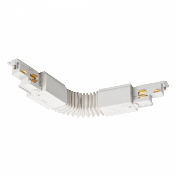 S-TRACK DALI flexible connector, white
