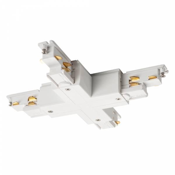 S-TRACK DALI X-connector, white