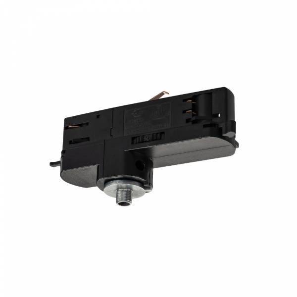 S-TRACK DALI luminaire adapter, black