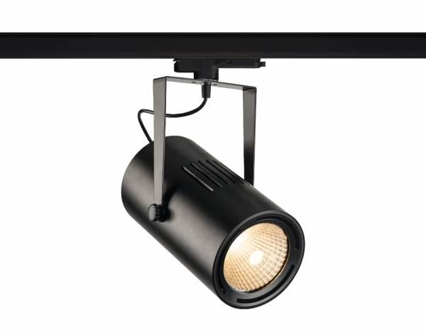 EURO SPOT TRACK DALI, LED, 3000K, black, 40°