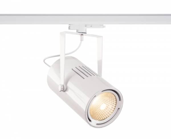 EURO SPOT TRACK DALI, LED, 3000K, white, 40°