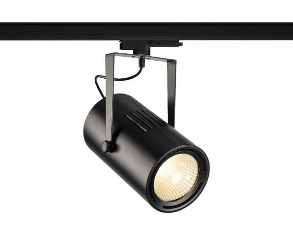 EURO SPOT TRACK DALI, LED, 4000K, black, 40°