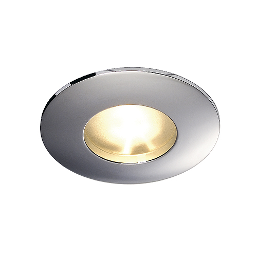 OUT 65 downlight, GX5,3, max. 35W, chrome brushed