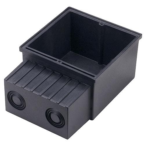 Installation box for FLAT FRAME and FRAME BASIC LED