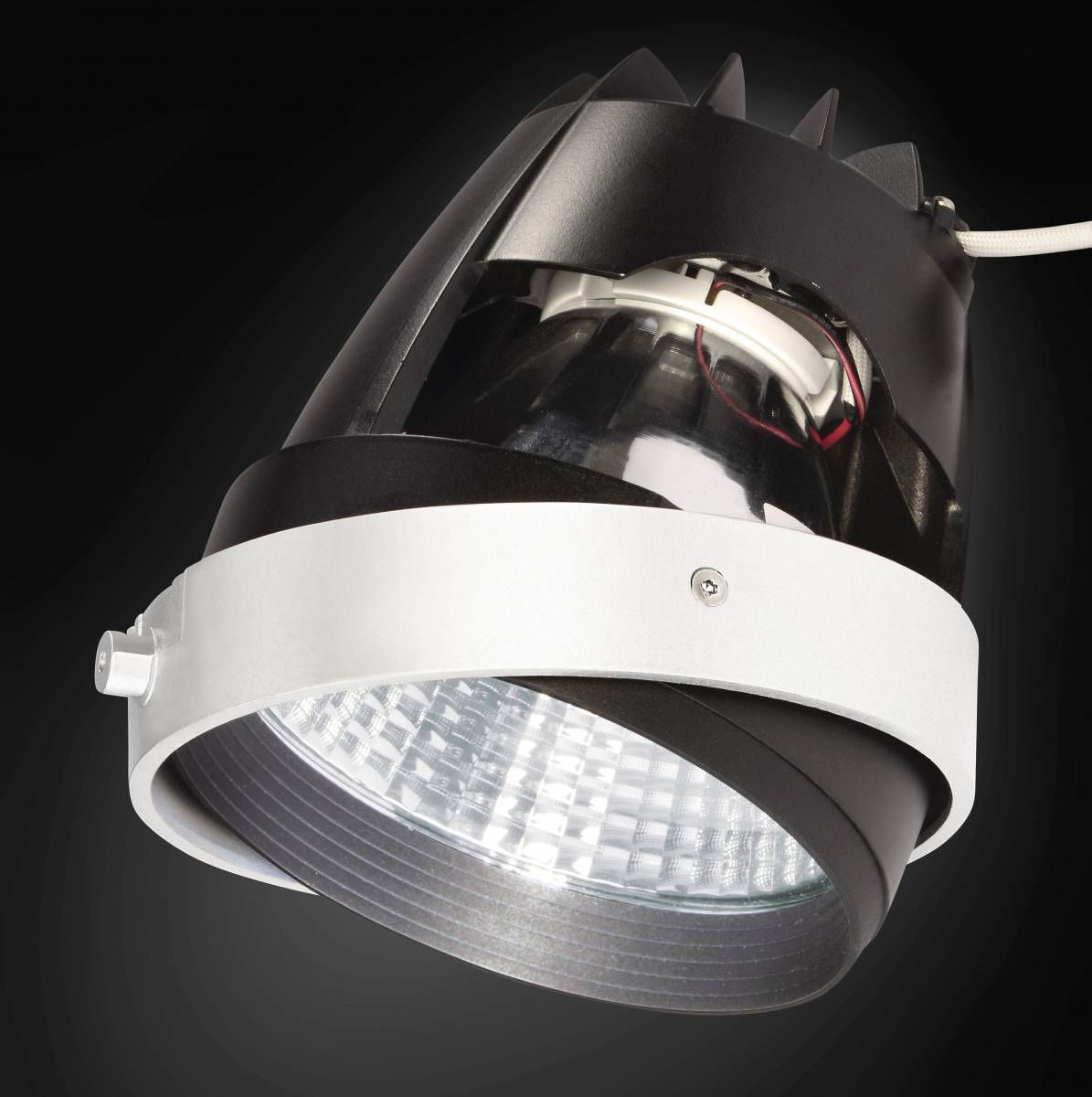 COB LED MODULE, matt white, 70°, CRI90+, 4200K